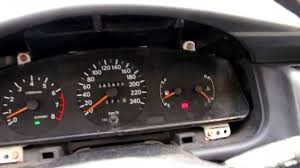 Toyota Temperature Gauge Problem - YouTube