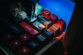 Hình nền bàn phím cơ đẹp mắt cho anh em tải về ngắm nhé