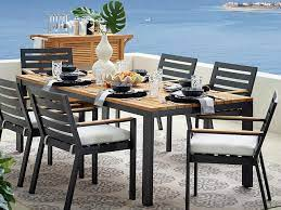 outdoor wooden dining sets off 52