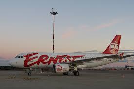 Flymoreandbetter: Ernest Airlines