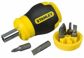 <b>Отвертка Stubby</b> Multibit <b>Stanley</b> 0-66-357 - цена, отзывы ...