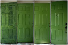 green front doorsLively Green Door  Mean Lean Green Front Door