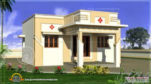 small and simple but beautiful house with roof deck clever plans design building tamilnadu impressive designs cottage floor brick little very tiny cottages