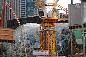 amazon office space. How Much Office Space Does Amazon Really Occupy In Seattle? \u2014 SRE COMMERCIAL REAL ESTATE