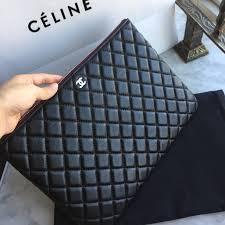 Chanel classic woman clutch purse quilted | Chanel bags ... & Chanel classic woman clutch purse quilted Adamdwight.com