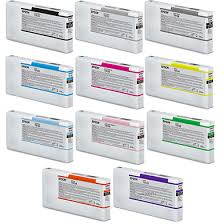 <b>Epson</b> SureColor SC-P5000 Large Format Printer Ink Cartridges