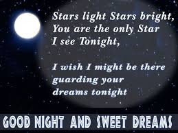 Good Night And Sweet Dreams Quotes And Sayings Best Of Good Night Quotes Stars Light Stars Bright You Are The Only Star
