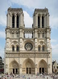 vue de la faaade ouest de. Fichier:Notre Dame De Paris DSC 0846w.jpg Vue La Faaade Ouest