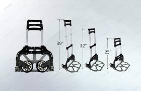 Sturdy Design Co Amazon Com Colidyox 176 Lbs Folding Aluminium Cart Luggage