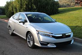 2018 Honda Clarity Review Ratings Specs Prices And