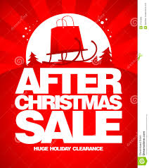 after christmas design template stock photography image after christmas design template