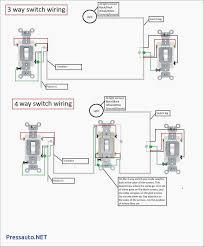 switch wiring diagram variations 5 Way Switch Light Wiring Diagram Wiring 4 -Way Switches