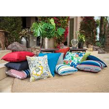 Coral Coast Classic 14 x 16 in Outdoor Toss Pillow Set of 2