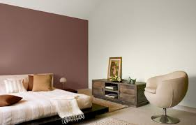 Asian Paints Colour Chart Interior Walls A Dark Bare Wall Contrasts Against All White Inspiration Gallery