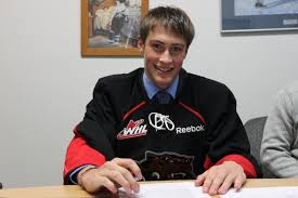 Cougars Sign Aaron Boyd. – Prince George Cougars
