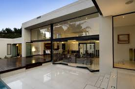 homes design with glass walls innovative rectable design exterior house with glass wall curtains and