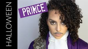 Prince Hair Style Diy Prince Purple Rain Halloween Tutorial Youtube 8386 by wearticles.com