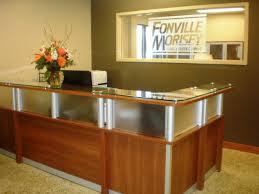 office reception area design waiting room desk for medical beautiful backyard office pod media httpwwwtoxelcom