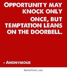 Resultado de imagen de temptations quotes