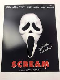 Skeet Ulrich Authentic Autograph 11x14 Photo Signed SCREAM Ghostface COA 4  | Skeet ulrich, Skeet, Ghostface