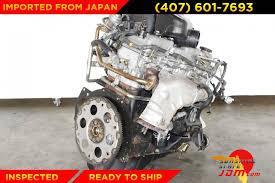 JDM 95-98 Toyota 3RZ-FE Engine 4Runner Tacoma T100 2.7L 4 Cylinder ...