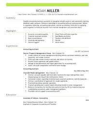 Jwu Resume Examples Finance Assistant Accounting Sample Full