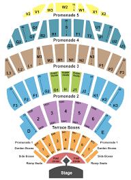 hollywood bowl seating chart maps