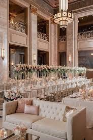 30 glamorous rose gold wedding decor ideas