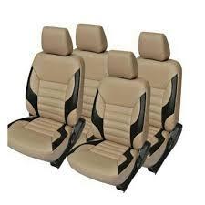 wheeler pu leather car seat cover