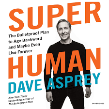 Bulletproof Blue Light Amazon Com Super Human The Bulletproof Plan To Age