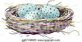 bird eggs clipart. Wonderful Bird Birdu0027s Nest With Robin Eggs Inside Bird Eggs Clipart