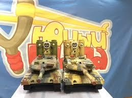 <b>Радиоуправляемый танковый бой Huan</b> Qi 558 Abrams vs Abrams ...