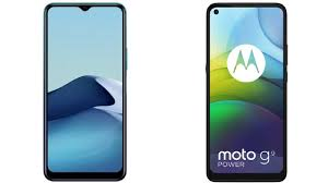 Vivo Y20 2021 vs Motorola Moto G9 Power ...
