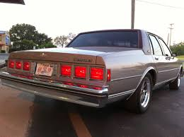 Daily Turismo: 10k: Hot Rod: 1984 Chevrolet Caprice