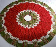 Holly Jolly Christmas Tree Skirt Pattern | Tree skirts, Christmas ... & The Feathered Snowflake Tree Skirt was designed in 2012 and incorporates  foundation paper piecing units designed by Judy and Brad Niemeyer. Adamdwight.com