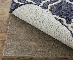 mohawk home dual surface felt and latex non slip rug pad 6 x9 1 4 inch thick safe for hardwood floors and all surfaces