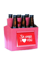 personalized six pack