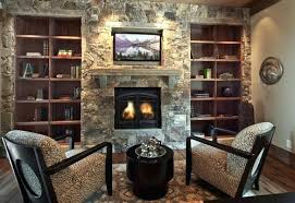 reface brick fireplace i am looking to my existing with stones like that what color of