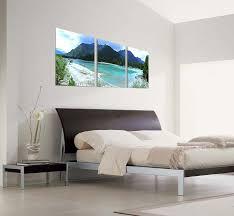 on 3 piece wall art mountains with modern beach life photography 3 piece wall art
