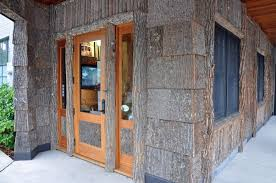 exterior house designs tiles. great exterior window and door trim design ideas for your inspiration : artistic grey natural stone house designs tiles o