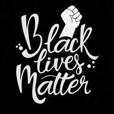 free vector black lives matter