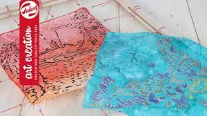 How To Make A Silk Cloth With Gutta Silk Talens Art Creation
