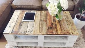 DIY Pallet Coffee Table  HireRush BlogPallet Coffee Table
