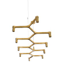 Crown Plana Linea Chandelier