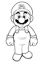 Surprising Mario Coloring Pages Online Super Page Games Free Pixel