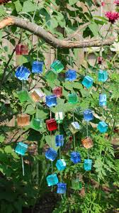 wind chime garden decor