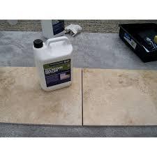 essential all stone sealer satin finish