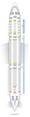 Seatguru Seat Map Air China Airbus A330 300 333 Seatguru