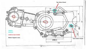 honda xr50 engine diagram honda wiring diagrams