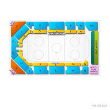 Ice Box Seating Chart Lincoln Ne Omaha Lancers At Lincoln Stars Tickets 2 7 2020 7 05 Pm